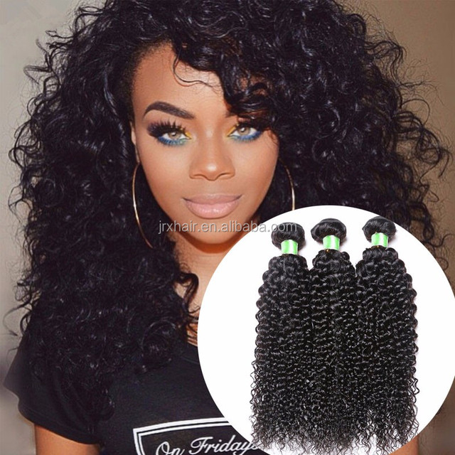 China 18 Inch Curly Human Hair Weave Wholesale Alibaba