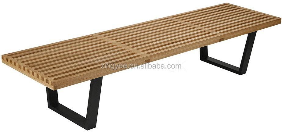 Moderne woonkamer meubels van huis houten douche bench for Banc teck douche