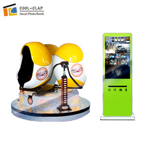 Amusement park Equipment Exciting high profit 9d cinema kino cabin