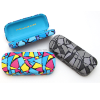 eyeglass case ,colorful new style PU leather case
