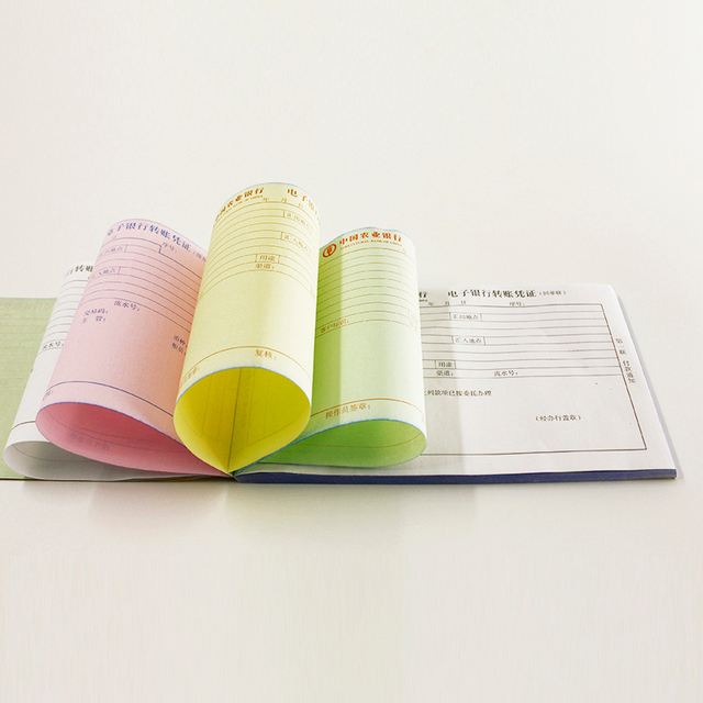 receipt books for sale