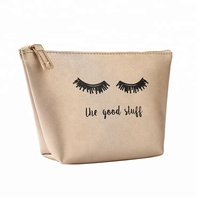 Fashion Small Cosmetic Bag Multicolor Pattern Cute Makeup Pouch Evening Clutch Bag For Women