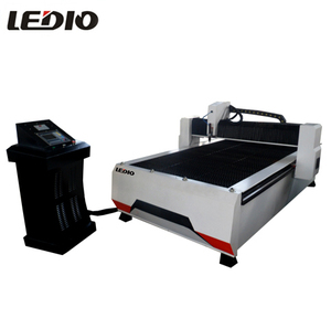 ledio company low cost Plasma Cutter/Sheet Steel CNC Table Plasma Cutting Machine/Plasma cutting machine For SS made in China