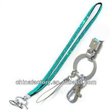Rhinestone Phone String Lanyard Holder