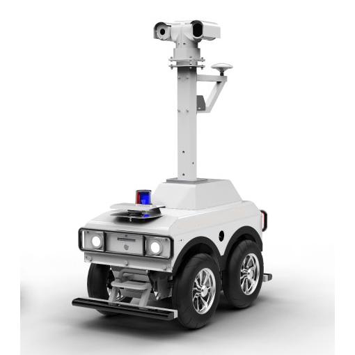 Intelligent Autonomy patrol Security Patrol Robot XZZ-B Series