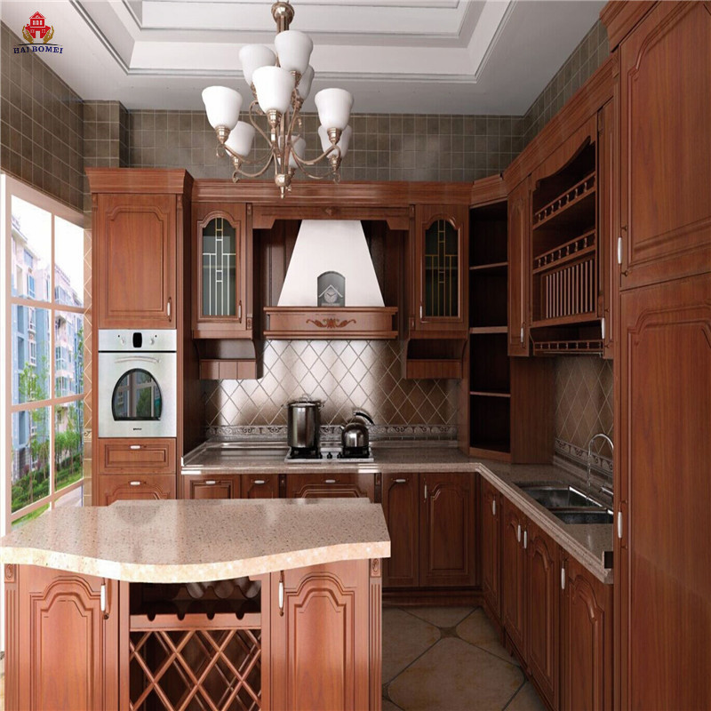 customized free used kitchen cabinets with solid surface made in China & Customized Free Used Kitchen Cabinets With Solid Surface Made In ...
