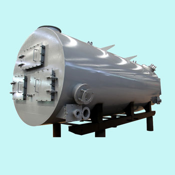 CWNS Industrial Gas - Fired Hot Water Heater Boiler For Greenhouse