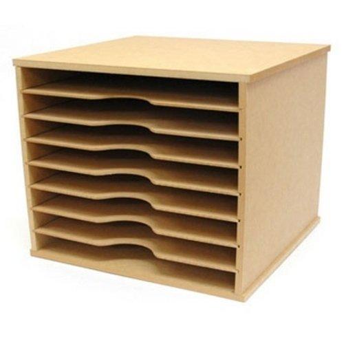 Kaisercraft Beyond The Page MDF Scrapbooking Paper Storage Unit