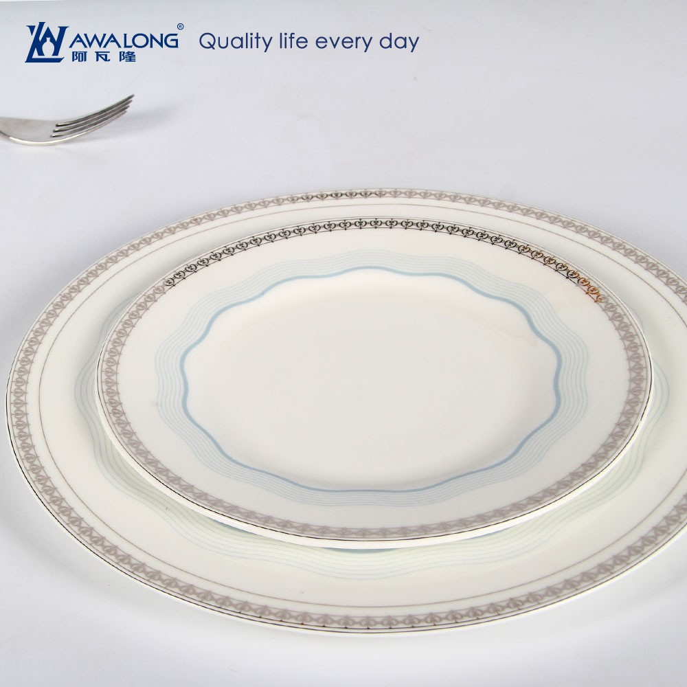 Wholesale Bulk Wedding Banquet Bone China Dinner Charger Plates Buy Dinner