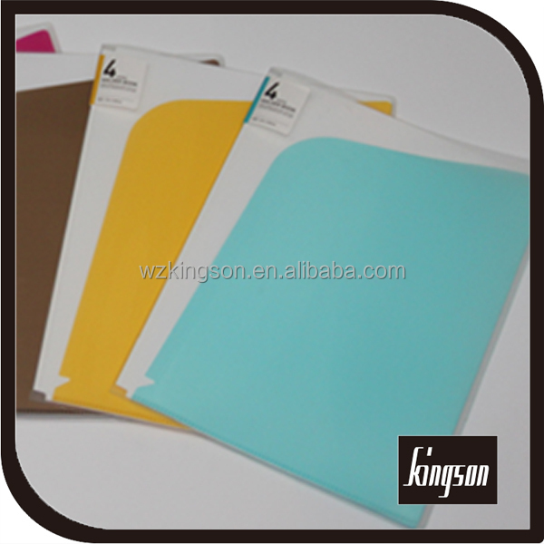 2 or 4 pocket pp office document file folder