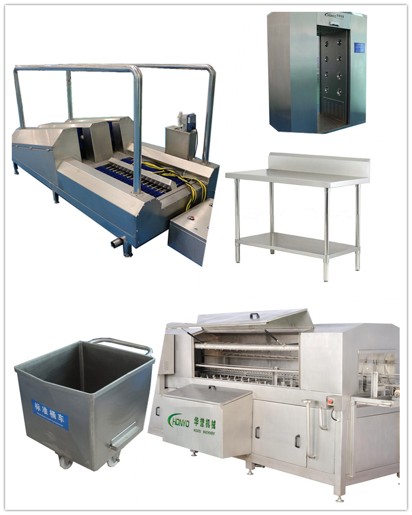 Low Temperature and High Humidity Meat Thawing Machine
