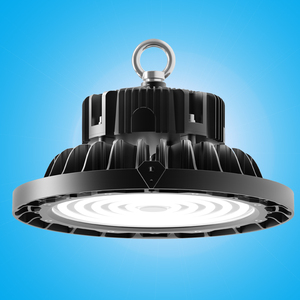 ETL cETL listed best design 180lm/w industrial hanging lamp 200 watts 150w 50w led high bay light ufo for sale
