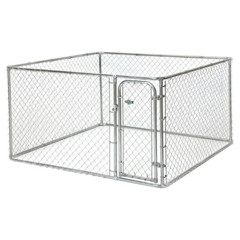 Chain Link Dog Kennel Panels