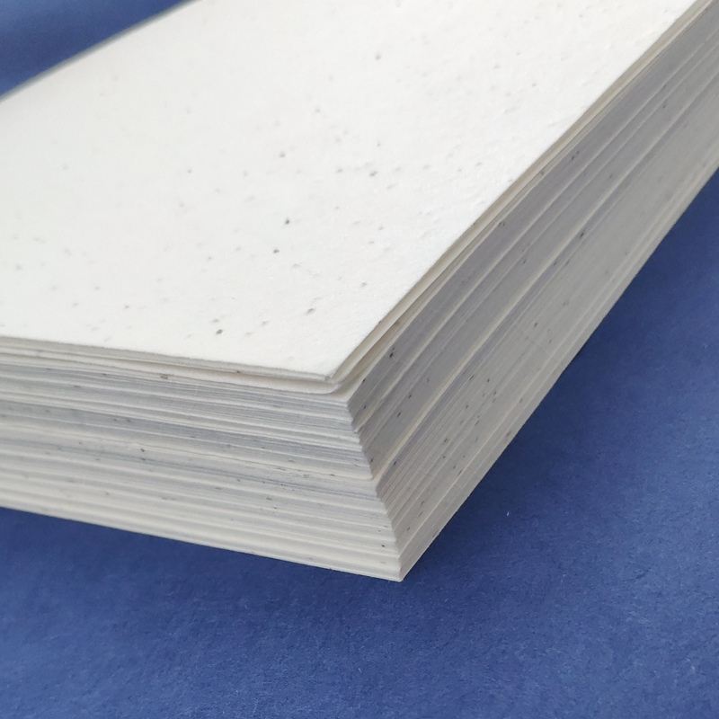 plantable seed paper A4 size 200GSM