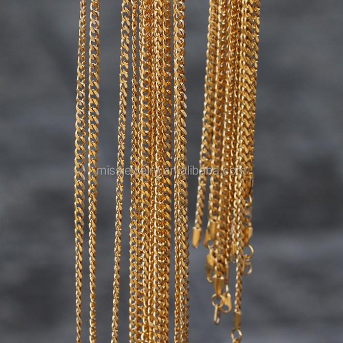 28336b510a3 Dubai 1 Grama Designs Jóias de Ouro da Cadeia Cidade de Jóias de Ouro  Compras Online