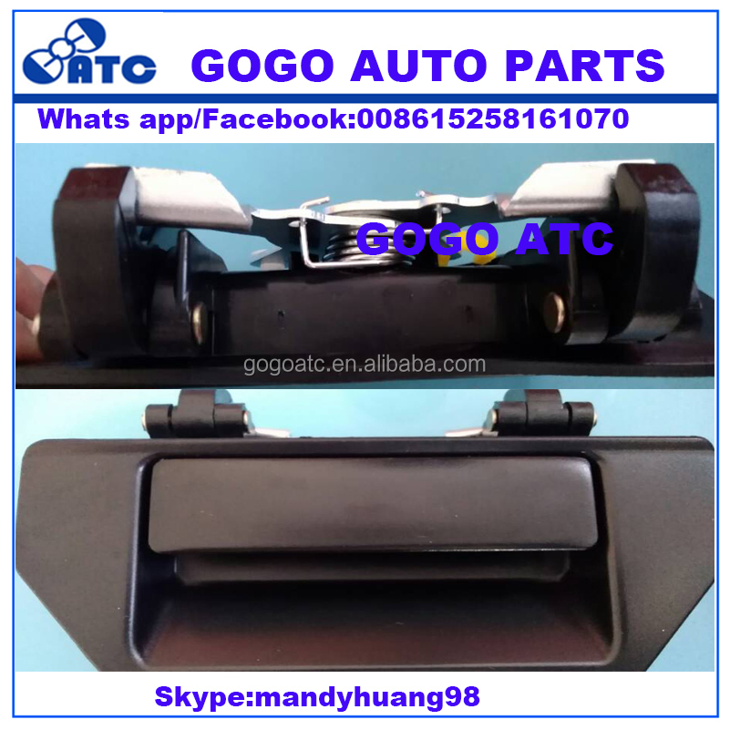 OEM 9060601G01 906068z360 Tailgate Texture Black Outside CAR Door Handle for Frontier