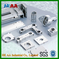 Precision milling parts, milled products, CNC milling components and OEM milling parts per design