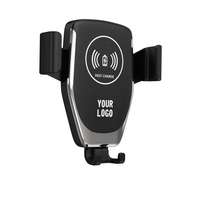 2019 New Universal Car Phone Holder Air Vent Magnet Mount Stand Cell Phone Holder Charger