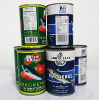 High Quality Canned mackerel Fish In Tomato Sauce