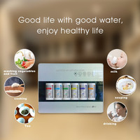 Home drinking water Alkaline Energy water filtration system