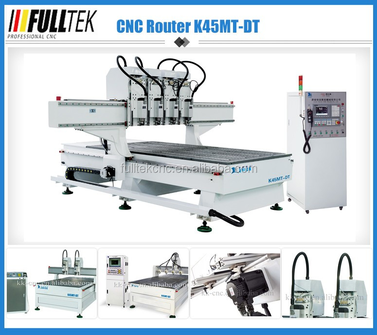 Multifunctional CNC Router for sale K45MT-DT