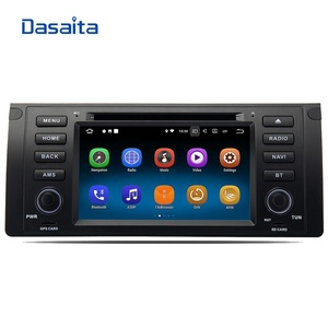 Dasaita Android 8.1 car interface for BMW 3 Series E46 M3 video dvd player with 7 inch Touch screen GPS Navigation system stereo