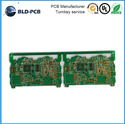 China fr-4 Speaker PCB manufacturer Offer PCB control board,electronic circuit 2oz copper thickness pcb