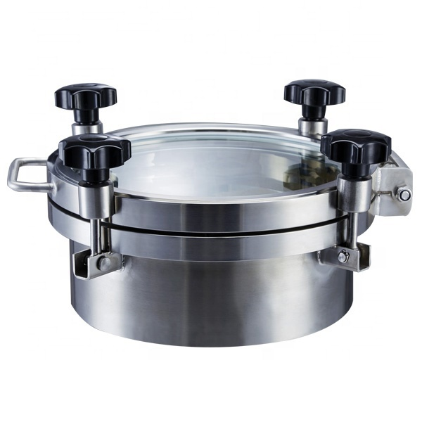 Pressure Vessel Cover Stainless Steel