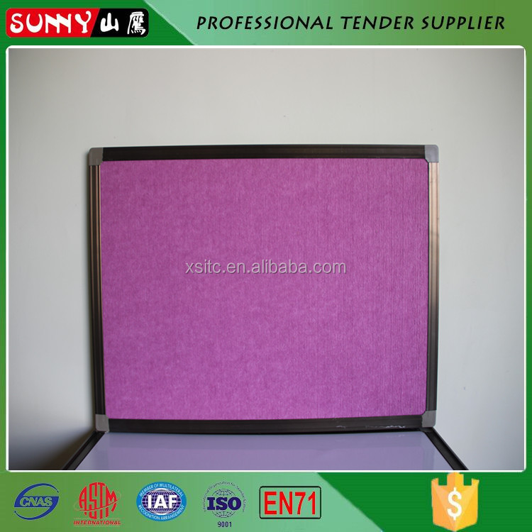 Supplier large bulletin board large bulletin board for Wholesale felt letter board