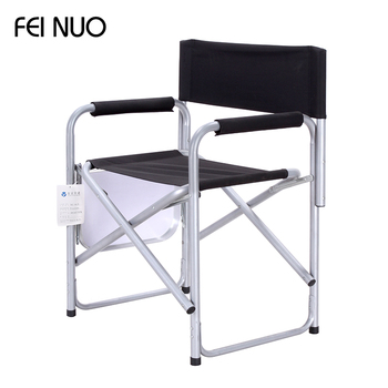 2019 Top quality famous brand metal lightweight director chair foldable for home use