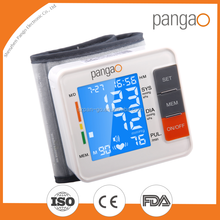 Wrist Blood Pressure Monitor with CE and FDA