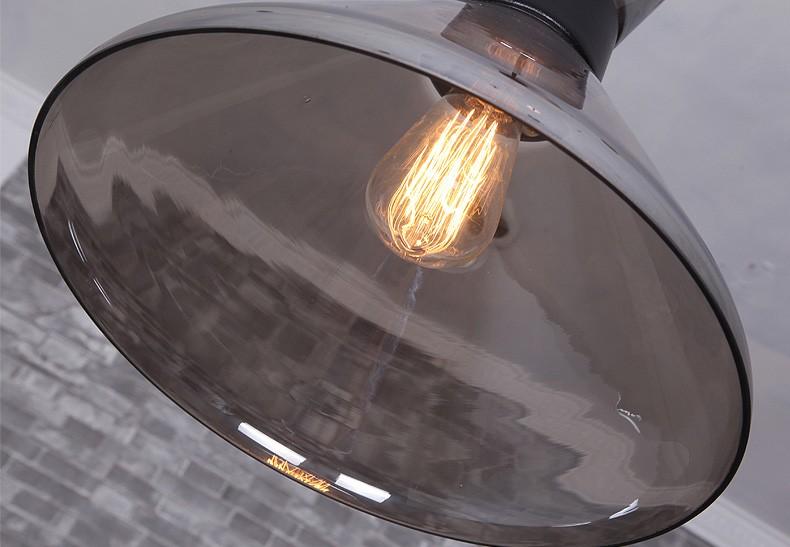 Grijze Slaapkamer Lamp : Rook grijs glas kroonluchter vlinder kunst lamp hanger