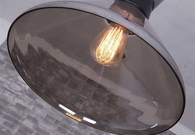 Grijze Slaapkamer Lamp : Rook grijs glas kroonluchter vlinder kunst lamp hanger verlichting