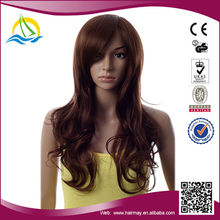 Special price and Good quality Resistant mohawk wigs synthetic