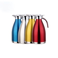 201 Double Wall Stainless Steel Thermal Vacuum Flask & Spiral Tutup <span class=keywords><strong>Termos</strong></span>