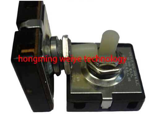 5 position rotary switch for table fan