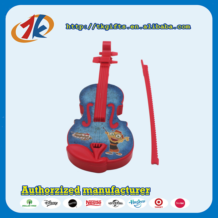 China Supplier Plastic Kids Mini Guitar Toys