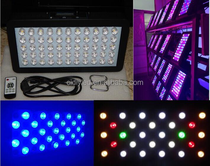 Marine Coral Reef Grow Light 165w Customized Spectrum Led Aquarium ...