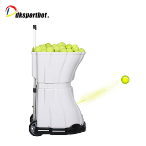 Factory supply using a tennis ball machine manufacturing