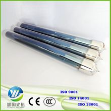 Solar Water Heater DIY Solar Tubes All Glass Heat Pipes Low Installation Cost Yaoguo Solar