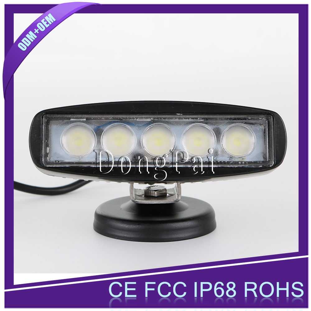 15W led lamps auto led work light for truck man
