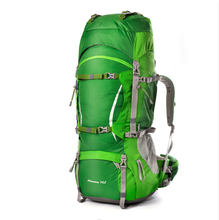 70L hiking bag Camping hiking backpack travel backpack mountaineering bag