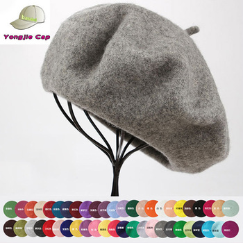 5a7dd02e785 Colorful Wholesale Beret Cheap Wool Custom Military Beret Custom Embroidered  Logo Wool Beret - Buy Custom Embroidered Beret