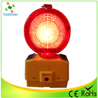 LED Flashing Traffic Safety Warning Barricade Light for Roadway Safety