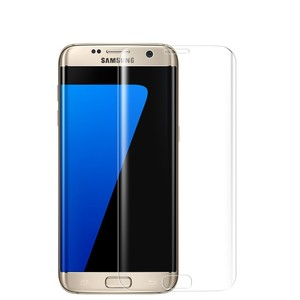 9H hardness tempered glass screen protector 3D screen guard for samsung S7 edge tempered glass