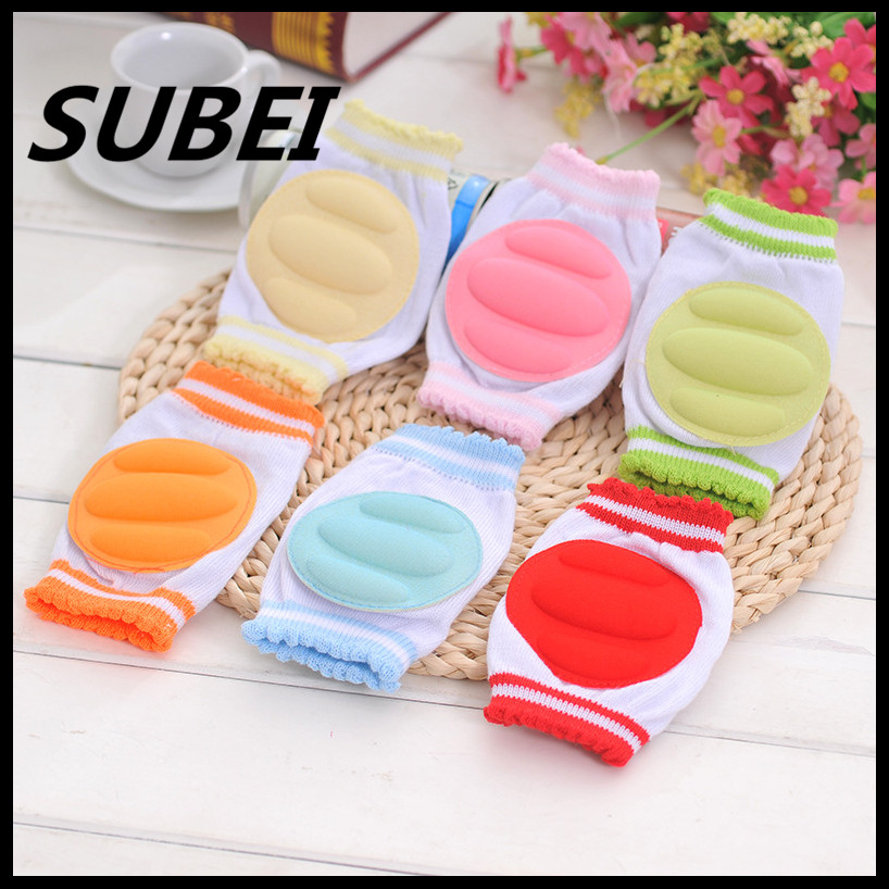 Children kneepad elbow drop resistance baby knee pads shin sleeve baby kneepad breathable mesh summer Sports Safety