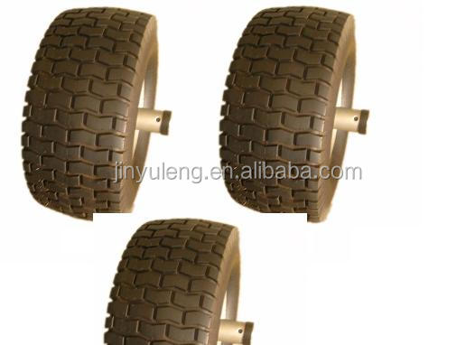 15x6.00/6.50--6 wheel barrow wheel for wheel barrow ,hand truck,grass mover