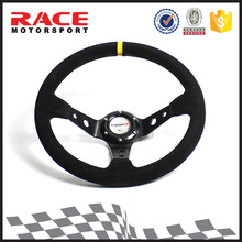Mparts Deep Dish Drift Steering Wheel+Horn Button