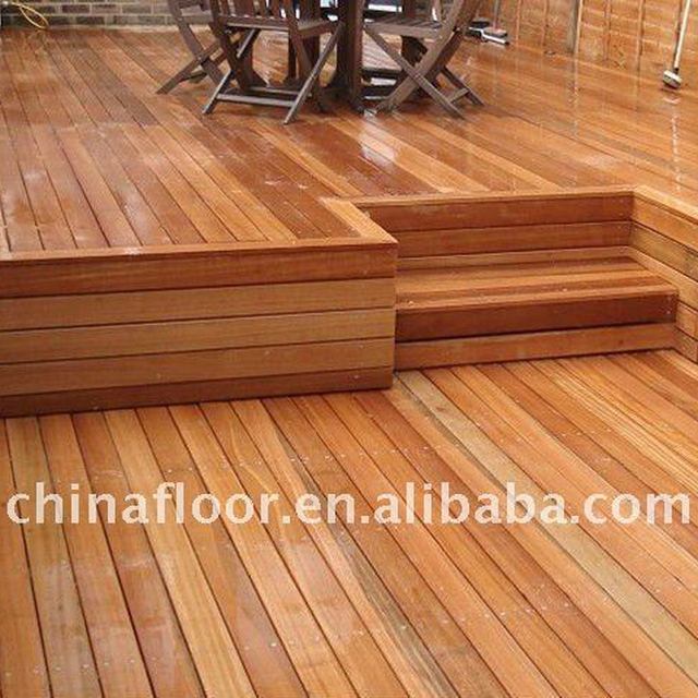 China wooden decking outdoor flooring wholesale alibaba swimming pool bankarai outdoor wood deck flooring ppazfo