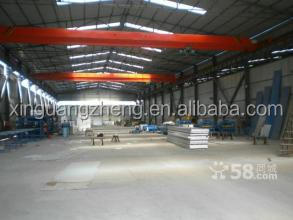 prefabricated warehouse /workshop heavy steel frame structural